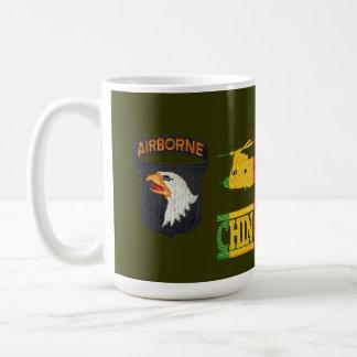 101st Airborne Division CH-47 Chinook Pilot Mug