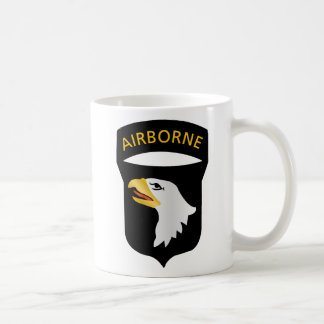 101st Airborne Division Classic White Coffee Mug