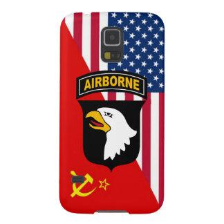 "101st Airborne Division ""Cold War Paint Scheme"" Galaxy S5 Cover"