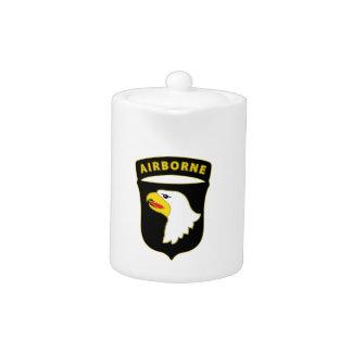 101st Airborne Division - Combat Service Teapot