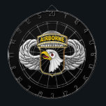 "101st Airborne Division Dartboard<br><div class=""desc"">101st Airborne Division Dartboard</div>"