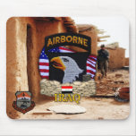101st airborne division gulf war vets Mousepad
