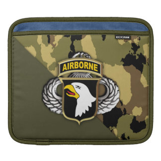 101st Airborne Division iPad Sleeve