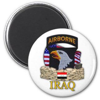 101st airborne division iraq war veterans Magnet