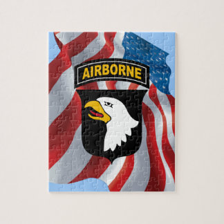 101st Airborne Division Jigsaw Puzzle