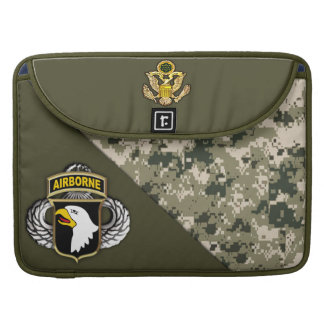 101st Airborne Division MacBook Pro Sleeve