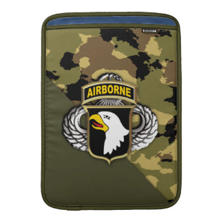 101st Airborne Division MacBook Sleeves
