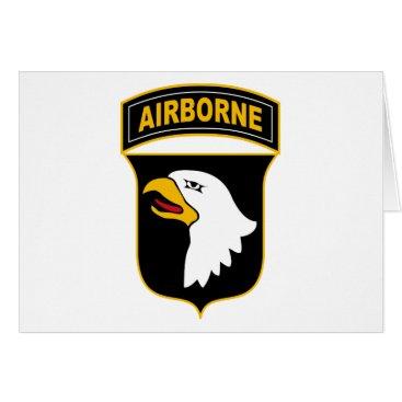 101st Airborne Division Military Veteran