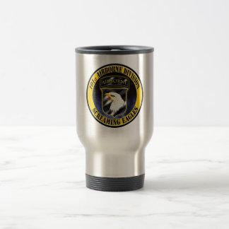 101st Airborne Division 15 Oz Stainless Steel Travel Mug