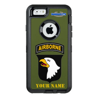 101st AIRBORNE DIVISION OtterBox Defender iPhone Case