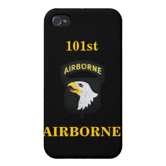 101st airborne division patch vets iphone case