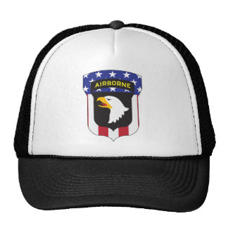 101ST AIRBORNE DIVISION PATRIOT TRUCKER HAT