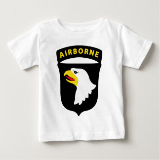 101st Airborne Division - Screaming Eagles Baby T-Shirt