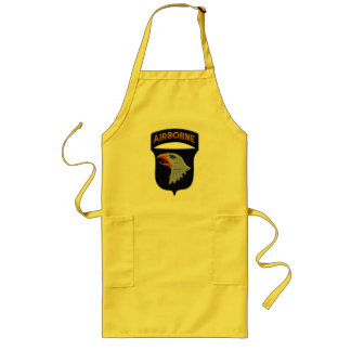 101st airborne division screaming eagles bbq apron
