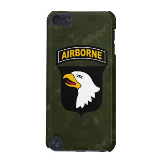 "101st Airborne Division ""Screaming Eagles"" Camo iPod Touch (5th Generation) Cover"