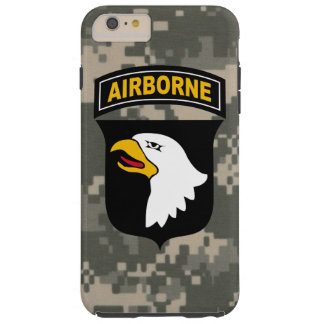 "101st Airborne Division ""Screaming Eagles"" Camo Tough iPhone 6 Plus Case"