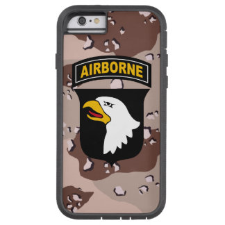 "101st Airborne Division ""Screaming Eagles"" Camo Tough Xtreme iPhone 6 Case"