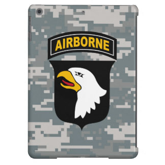 "101st Airborne Division ""Screaming Eagles"" iPad Air Case"