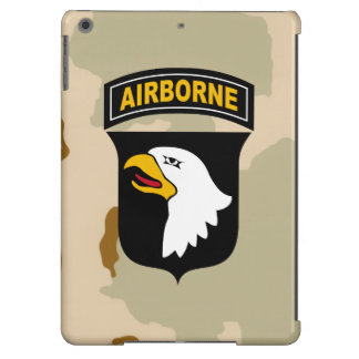 "101st Airborne Division ""Screaming Eagles"" Cover For iPad Air"