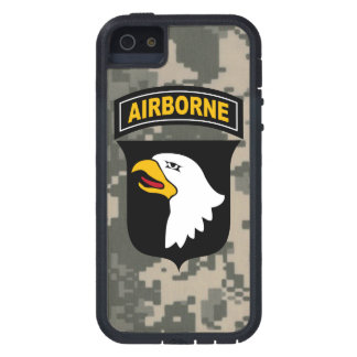 "101st Airborne Division ""Screaming Eagles"" Case For iPhone SE/5/5s"