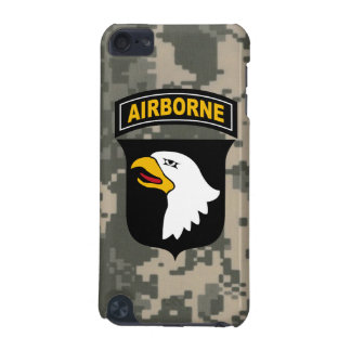 "101st Airborne Division ""Screaming Eagles"" Digital iPod Touch (5th Generation) Cover"