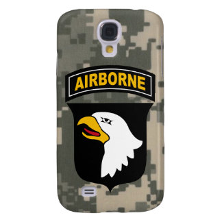 "101st Airborne Division ""Screaming Eagles"" Digital Samsung Galaxy S4 Cover"