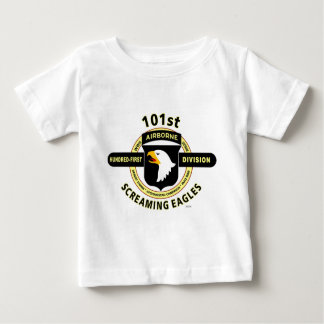 "101ST AIRBORNE DIVISION ""SCREAMING EAGLES"" INFANT T-SHIRT"