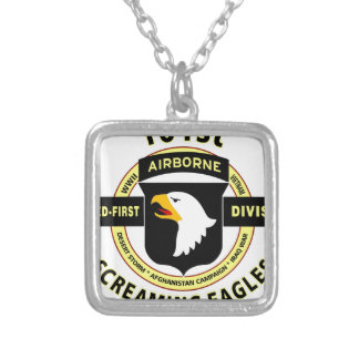 """101ST AIRBORNE DIVISION """"SCREAMING EAGLES"""" NECKLACES"""