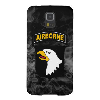 """101st Airborne Division """"Screaming Eagles"""" Smoke Case For Galaxy S5"""