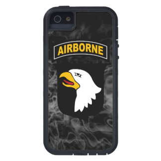 "101st Airborne Division ""Screaming Eagles"" Smoke Case For iPhone SE/5/5s"