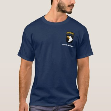 """TributeCollection 101st Airborne Division """"Screaming Eagles"""" T-Shirt"""