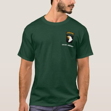"TributeCollection 101st Airborne Division ""Screaming Eagles"" T-Shirt"