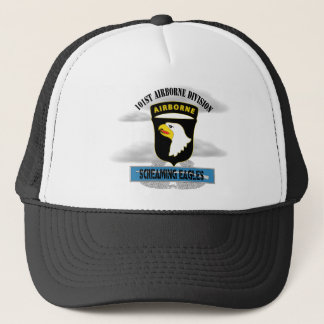 "101st Airborne Division ""Screaming Eagles"" Trucker Hat"