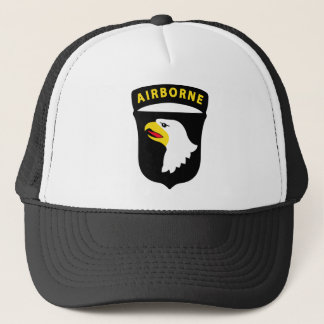 101st Airborne Division - Screaming Eagles Trucker Hat