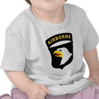 101st Airborne Division - Screaming Eagles Tee Shirts