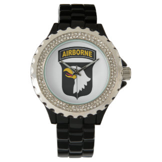 """101st Airborne Division """"Screaming Eagles"""" Wrist Watch"""