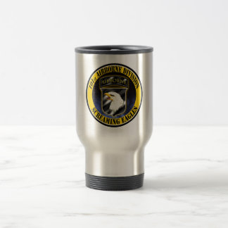 101st Airborne Division Travel Mug