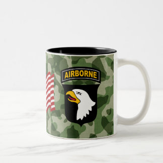 101st Airborne Division Two-Tone Coffee Mug