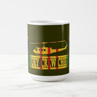 101st Airborne Division UH-1 Huey Crew Chief Mug