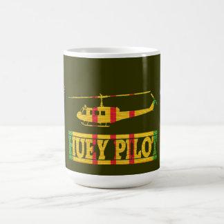 101st Airborne Division UH-1 Huey Pilot Mug
