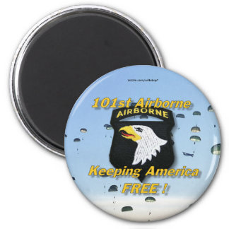 101st airborne division veterans vets Magnet