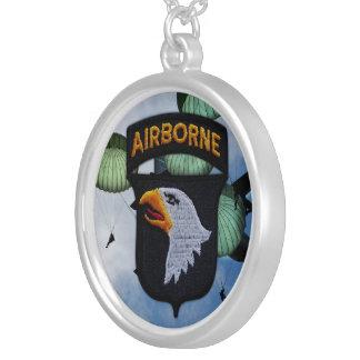 101st Airborne Division veterans vets Necklace