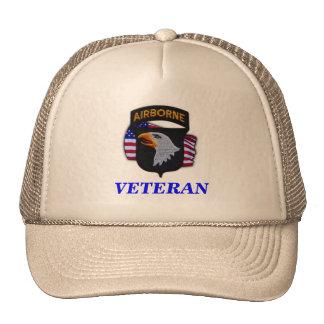 101st airborne division veterans vietnam iraq Hat