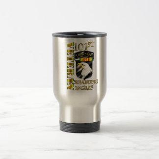 101st Airborne Division Vietnam Veteran 15 Oz Stainless Steel Travel Mug