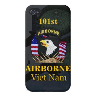 101st airborne division vietnam veterans ca cover for iPhone 4