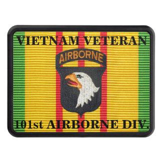101st Airborne Division VSM Ribbon Hitch Cover
