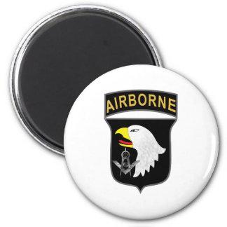 101st Airborne Refrigerator Magnet