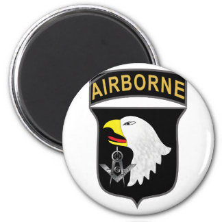 101st Airborne Fridge Magnets