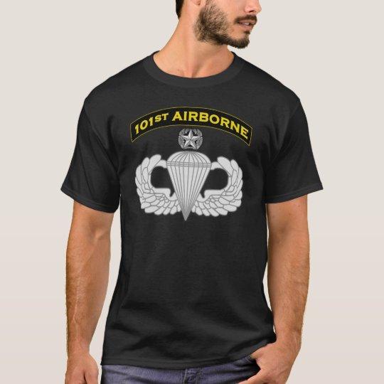 101st Airborne Master Parachutist Tee 2