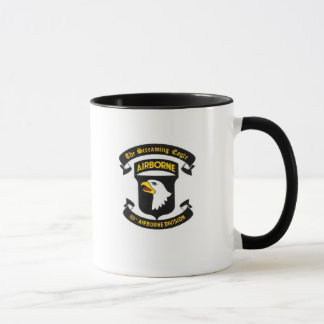 101st Airborne Mug